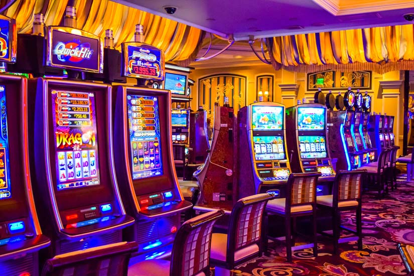 Psychology Behind Slot Machines