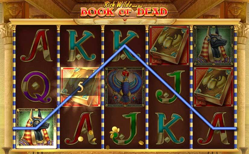 Book of Dead Bonus