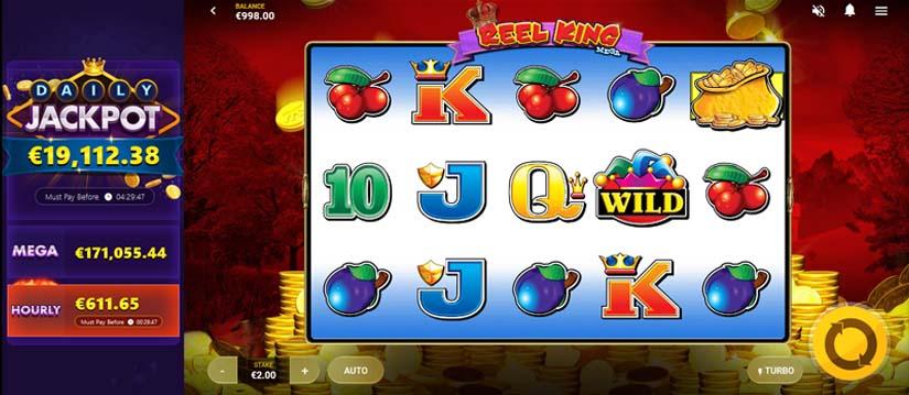 Spiele Reel King Mega - Video Slots Online