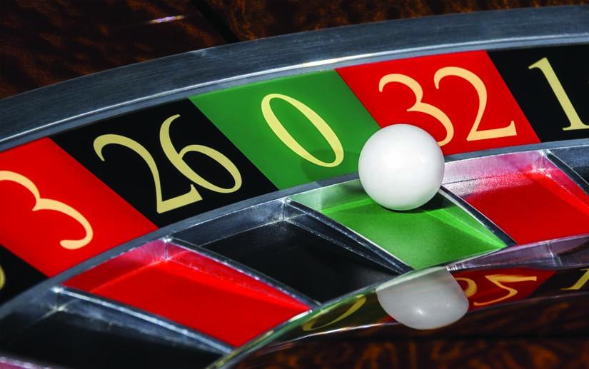green zero roulette