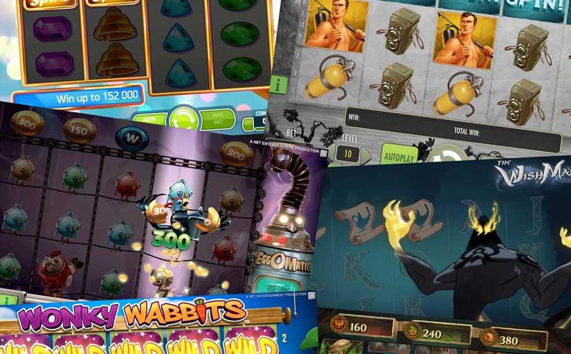 slots games bonus rounds