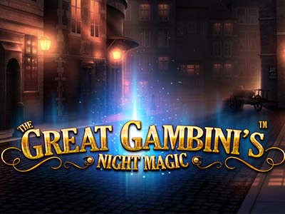 9369The Great Gambini's Night Magic