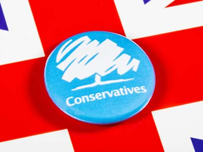 Conservative Manifesto Promises Review of UK Gambling Act