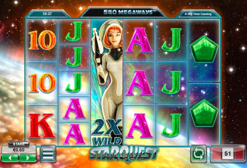 starquest bonus