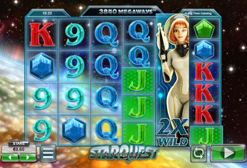 starquest win