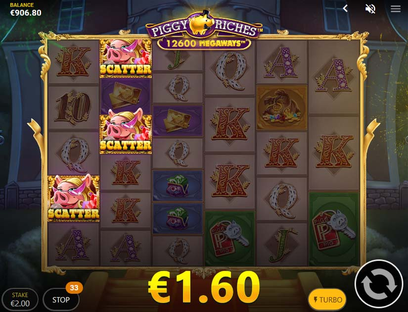 piggy riches megaways bonus