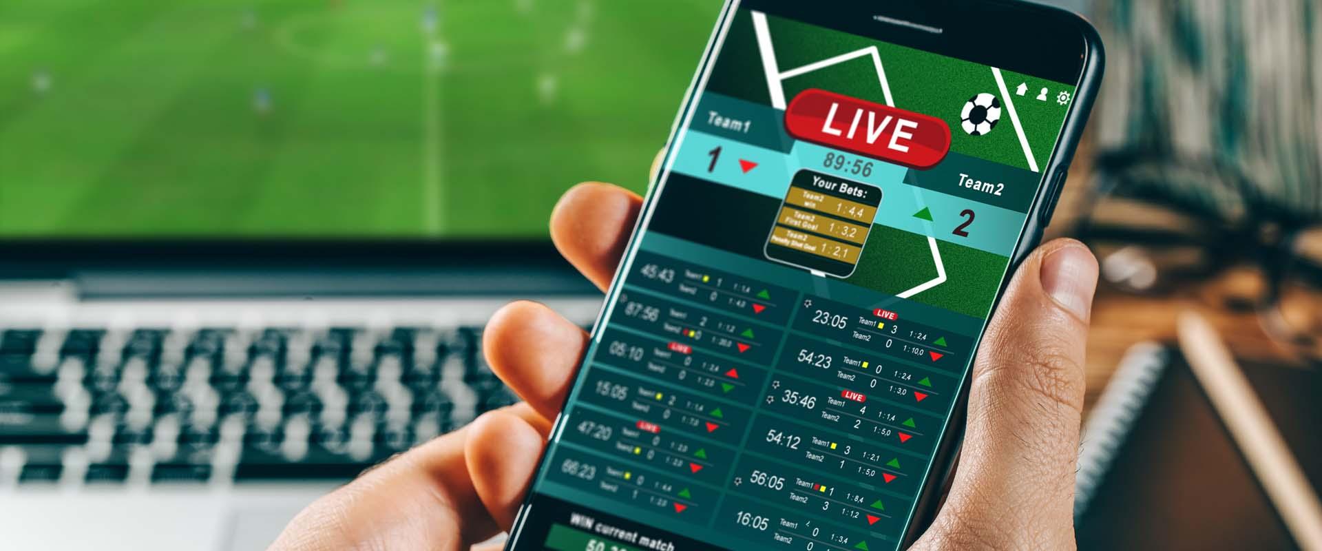 betting standstill background