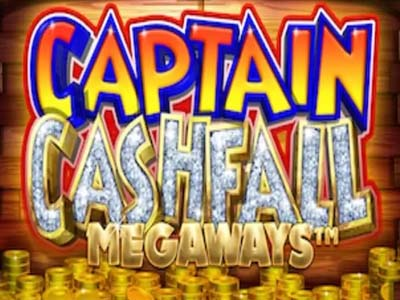 Captain Cashfall Megaways