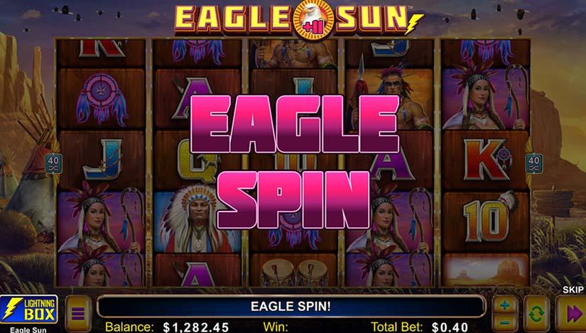 eagle sun bonus