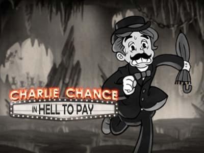8673Charlie Chance in Hell To Pay