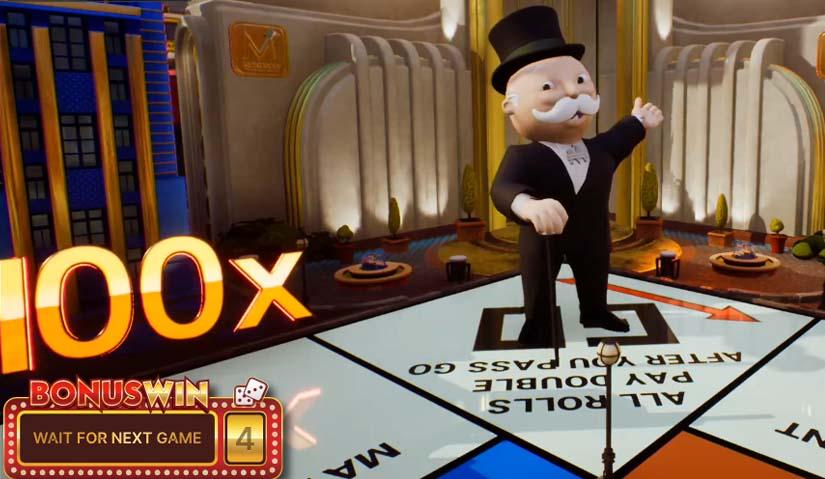 monopoly live bonus round 4 spins