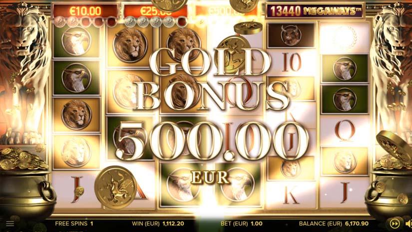 ivine fortune megaways bonus