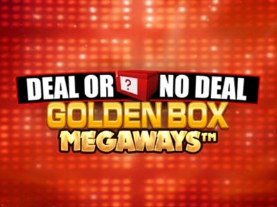 Deal or No Deal: The Golden Box Megaways