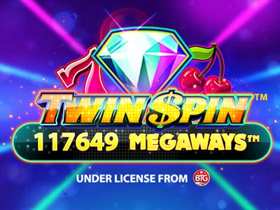 9352Twin Spin Megaways