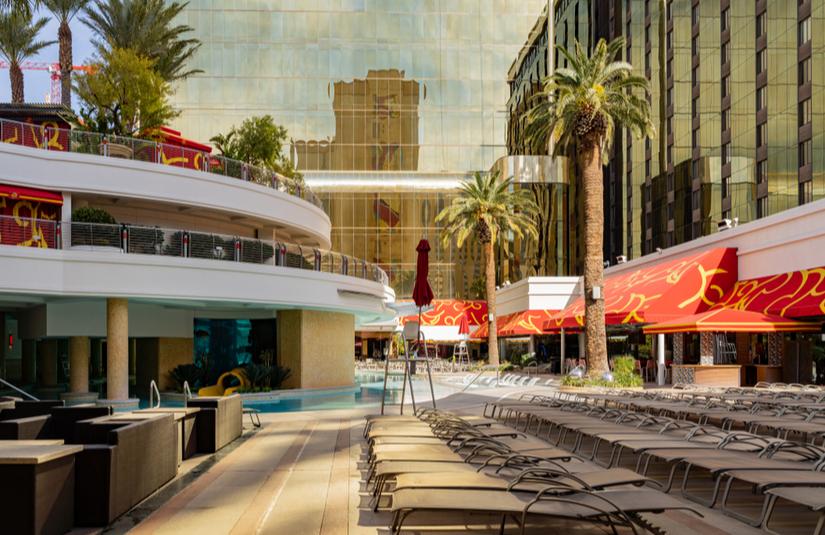 Golden Nugget Las Vegas Pool