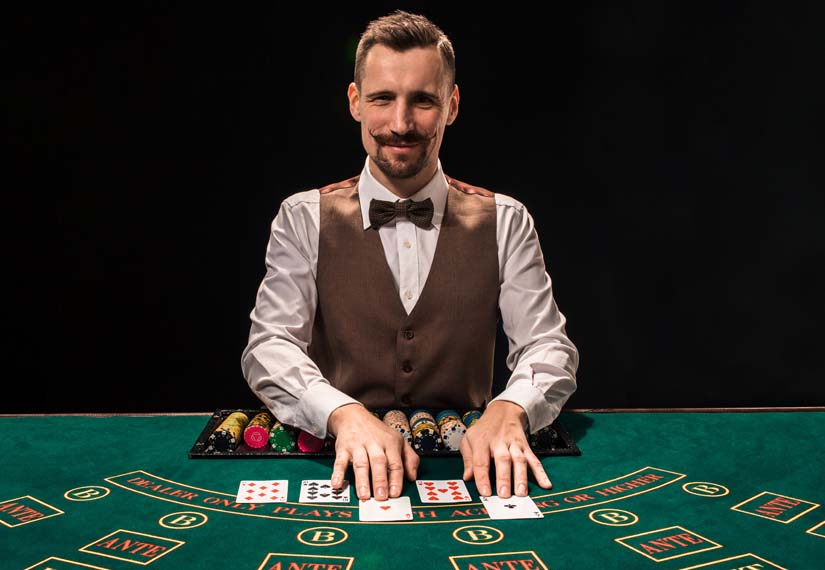 croupier manager
