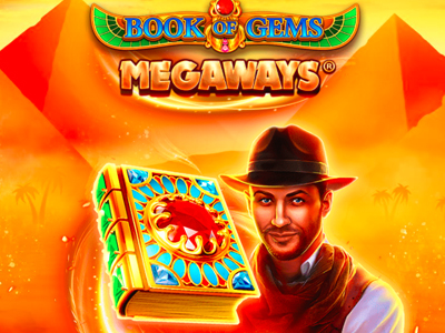 9370Book of Gems Megaways