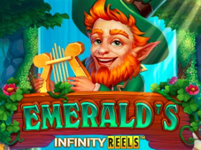 9351Emerald's Infinity Reels