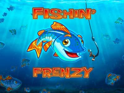 11720Fishin' Frenzy Power 4