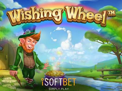 9388Wishing Wheel