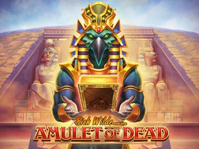 11745Rich Wilde and the Amulet of Dead