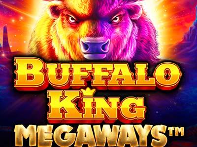 11746Buffalo King Megaways