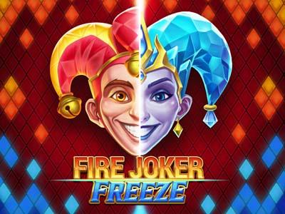 11745Fire Joker Freeze