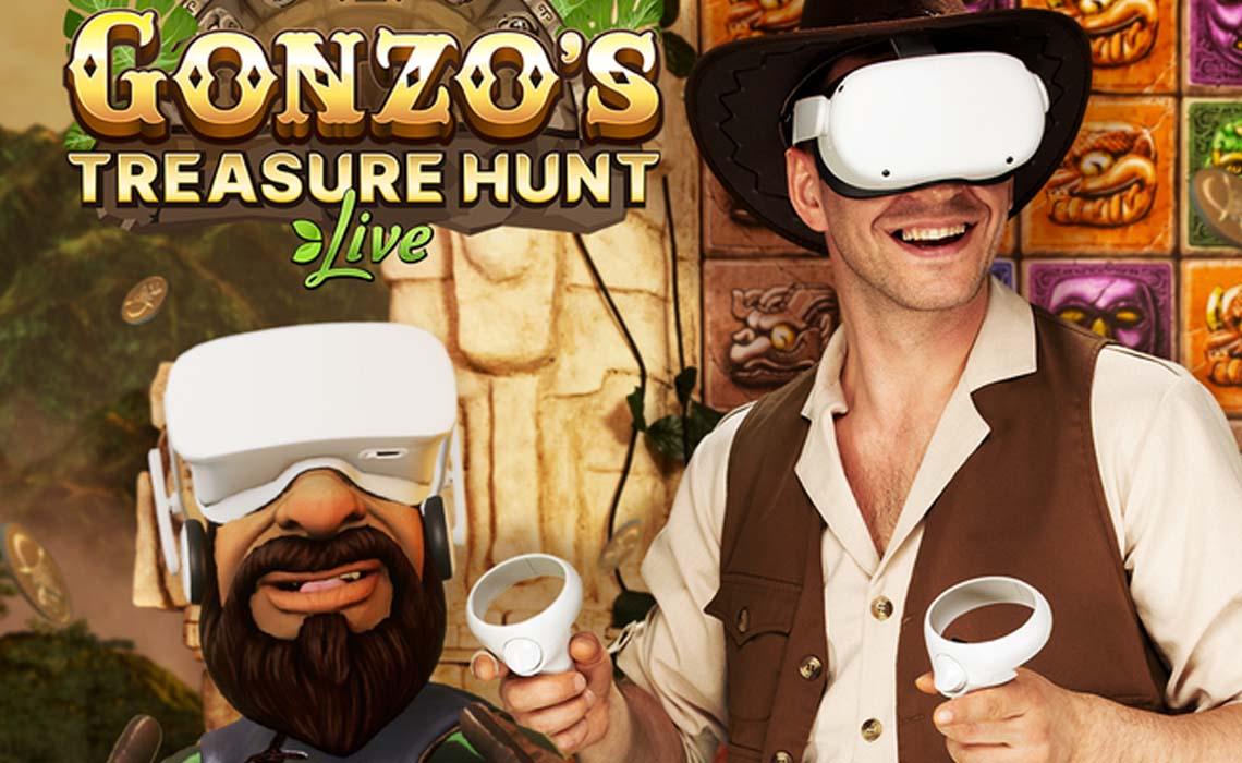Gonzo´s Treasure Hunt Live