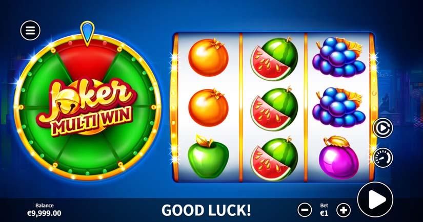 Joker Multi Win Slot