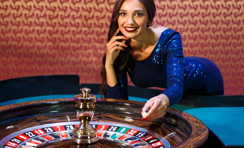 roulette dealer langsung