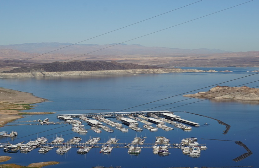 Perahu Danau Mead