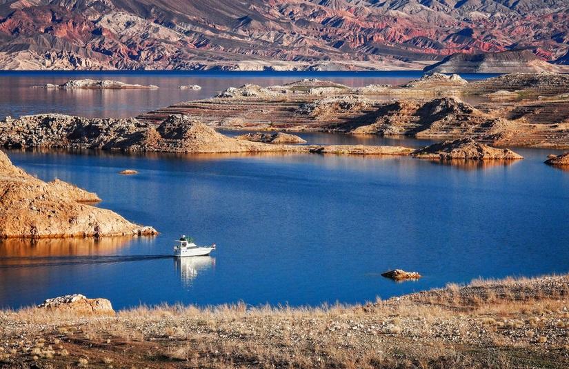 Pelayaran Danau Mead
